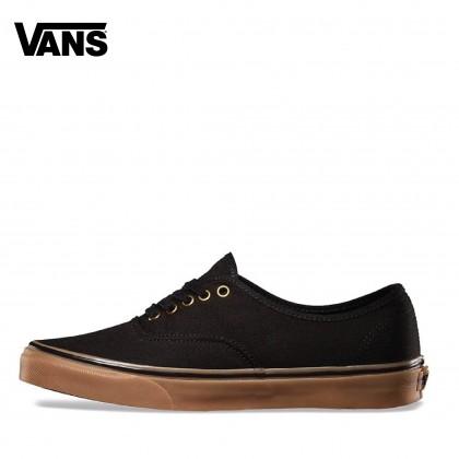Vans Authentic Classic Sneakers Unisex (Black/Gum)