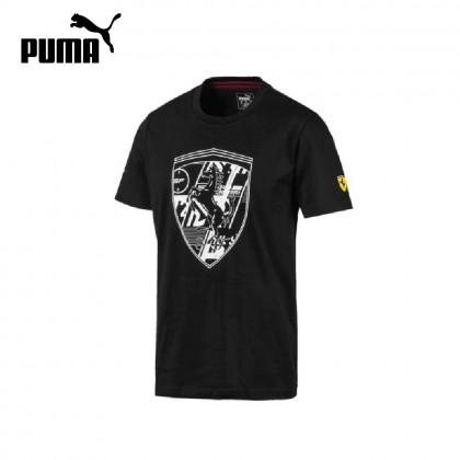 Puma Ferrari Big Shield Men's Tee