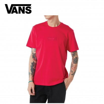 Vans MN AP EASY BOX SS TEE JAZZY (Red)