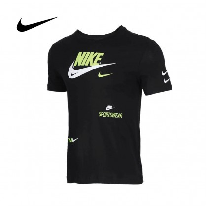 Nike Men's NSW Pack Tee (Black)