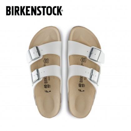 Birkenstock Arizona (White)