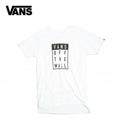 Vans AP DARD LOGO TEE S/S (White)