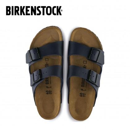 Birkenstock Arizona Birko-Flor (Blue)