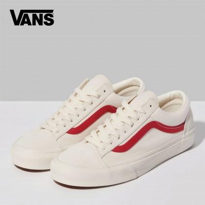 Vans Style 36 'Marshmallow' (Cream / Racing Red)