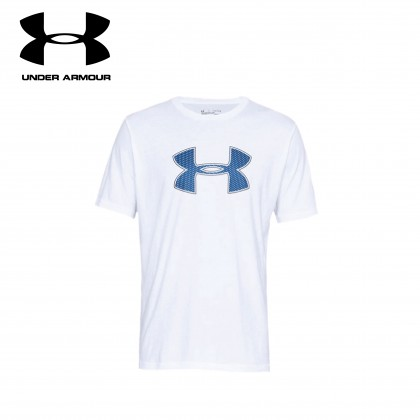Under Armour Big Logo (White)