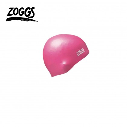 Zoggs Easy-Fit Silicon Cap (Pink)