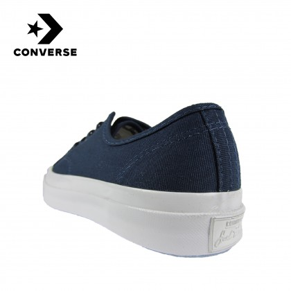 Converse Jack Purcell Signature Low (Night Time Navy) Season 5 - Closeout