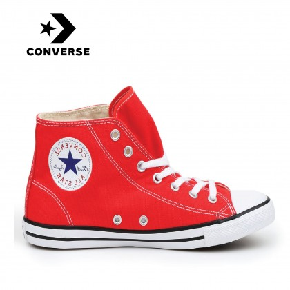 CONVERSE CT AS DAINTY MID (RED)SEASON4-CLOSEOUT
