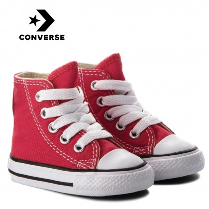 Converse Chuck Taylor All Star Toddler High (Red)SEASON4-CLOSEOUT