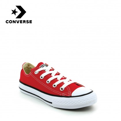 Converse Chuck Taylor All Star Junior Low (Red)