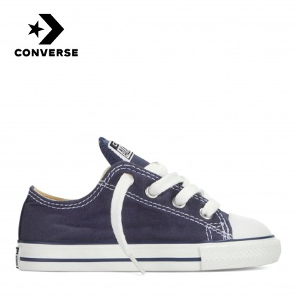 Converse Chuck Taylor All Star Toddler Low (Navy)