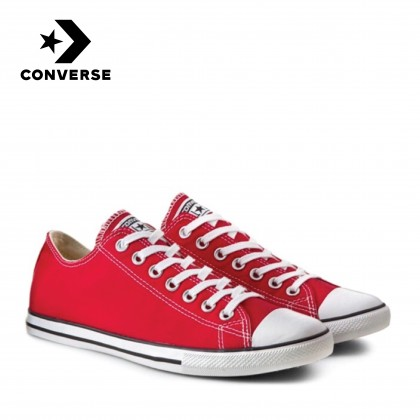 Converse Chuck Taylor All Star Lean Low (Red)