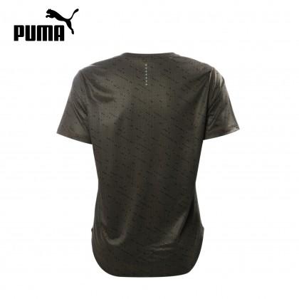 PUMA Ignite Graphic T-Shirt (Army Green)
