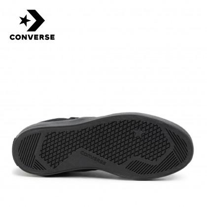 Converse Courtlandt Low Top (Mono Black)