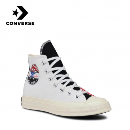 Converse Chuck Taylor All Star 70 (White/University Red/Rush Blue)